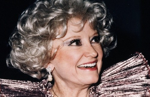 "thedailywhat:  RIP: Phyllis Diller, at 95: Legendary comic Phyllis Diller — who Joan Rivers says ""broke the way for every woman comedian"" — died today in her sleep. She was 95 and had been in a hospice care since a recent fall. Diller rose to fame in the 1960s with guest spots onLaugh In and TV specials featuring Bob Hope. She later starred in her own shows, The Phyllis Diller Show and The Beautiful Phyllis Diller Show. Watch her bring down the house on The Ed Sullivan Show in 1969. [tmz]"