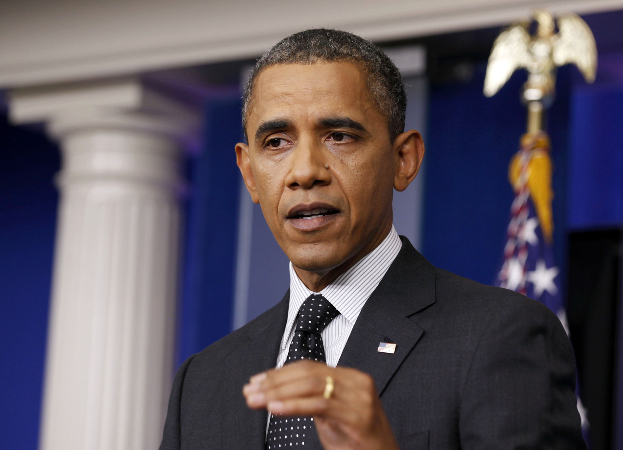 "President Barack Obama called comments from Republican Missouri U.S. Senate candidate Todd Akin about rape and abortion ""offensive"" and ""way out there"" on Monday, and said politicians should not be making healthcare decisions on behalf of women. ""The views expressed were offensive. Rape is rape and the idea that we should be parsing and qualifying and slicing what types of rape we are talking about doesn't make sense to the American people and certainly doesn't make sense to me,"" Obama told reporters in the White House briefing room. Akin, a member of the U.S. House of Representatives, said in a television interview on Sunday that women have biological defenses to prevent pregnancy in cases of ""legitimate rape,"" making legal abortion rights unnecessary. READ ON: Obama calls Missouri Republican rape comment offensive"