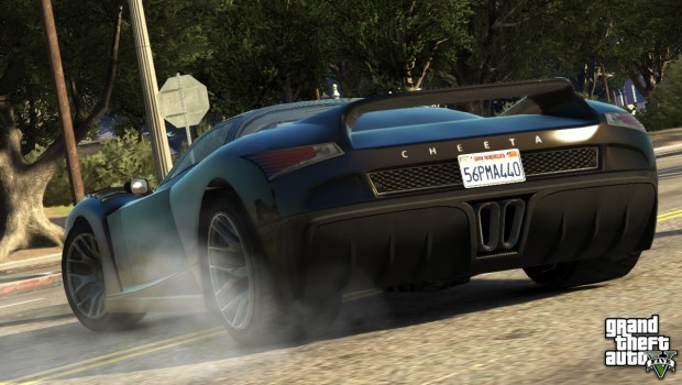 VIEW MORE - Rockstar releases new GTA V screenshots featuring transport