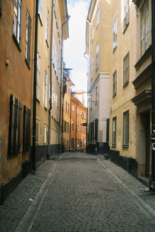 xdirectionlessx:  Old town.