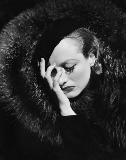 Joan's Arc: Throughout her career, Joan Crawford was mostly known for playing harder edged broads, but here she shows more than a little vulnerability.  It was a good look for her. And besides, this just proves that she was a well-rounded gal after all. (Photo by George Hurrell/John Kobal Foundation/Getty Images) Getty Images