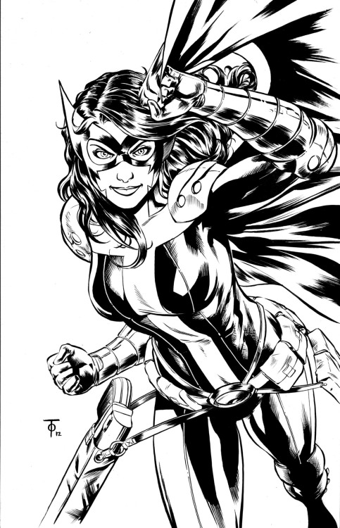 marcusto:  Huntress pages are now posted up on the www.MarcusTo.com store: http://www.marcusto.com/pages-for-sale1/category/dc-comics/huntress/ and for sale! I apologize for the tardiness of my updates but I've been so busy this past year that I've had little to no time to deal with my site. Also remember that Fanexpo is this weekend and the page you want might be sold by Monday so if there's a page you really want please don't hesitate to contact me through the site. Thanks for your patience. -To  Awesomeness.