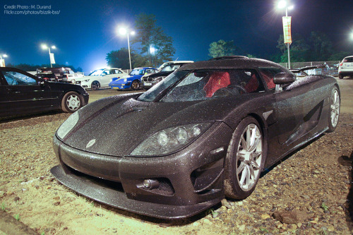 Carbon Art Starring: Koenigsegg CCXR Edition (by Mathieu Durand)