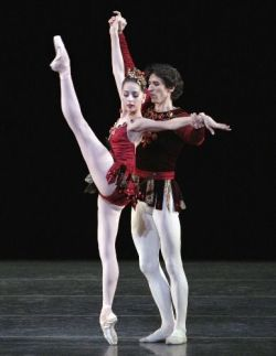 the-dream-that-hurts:  Rubies, George Balanchine