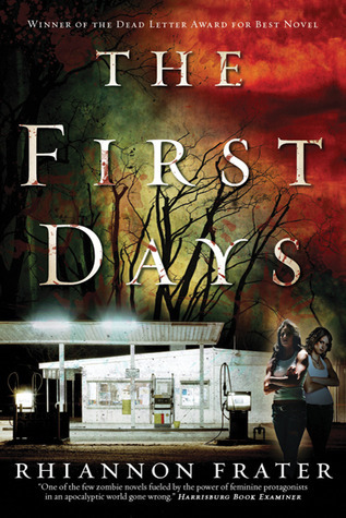 The First Days by Rhiannon Frater  Date published: 5th July 2011  Publisher: Tor Books  Format: Paperback, 335 pages  Series:As the… View Postshared via WordPress.com
