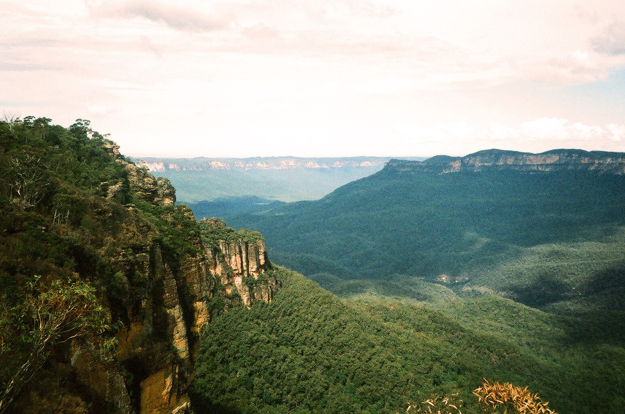 Blue Mountains, New South Wales, Australia, 2012