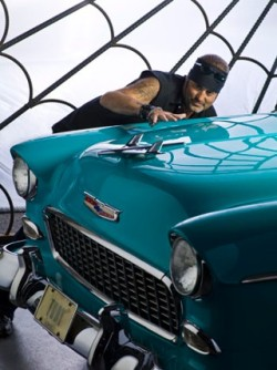 I am watching Counting Cars                                      Check-in to               Counting Cars on GetGlue.com