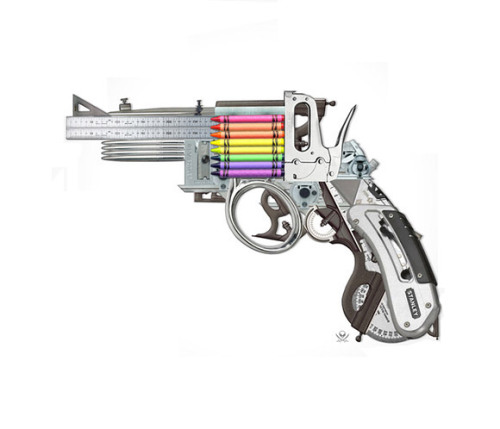 The Creative Gun by Mark Fitz