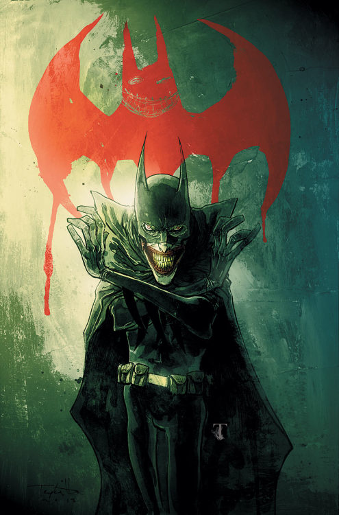 templesmith:  batmangothamknight:  Ben Templesmith's Joker   Indeed it is. Indeed it is.  I love this!!!