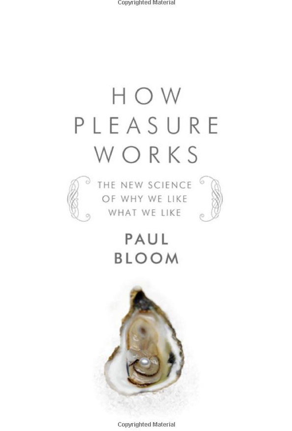 "Paul Bloom disproves the idea that sexual pleasure se logra by merely the proper stimulation of various genitalia with the following Gedankenexperiment: Imagine you find out that the person you had sex with last night is not who you thought they were. Maybe you learn that the charming gentleman is the author of white-supremacist hate literature.Maybe you find out that the beautiful woman was your long-lost sister. The feeling of wanting to crawl out of your own skin and leave the ugly husk of your body behind wouldn't be out of place. That such tropes appear in literature we've found from millennia ago suggests people have long felt this way: sexual pleasure must be tied in with not only the body of your partner, but with their spirit and inherent nature as well.    Pleasure is complicated. Economists know this but usually choose to forget the fact. The study of where individual demand curves come from would be a new discipline, although ink has been spilled on the topic. However, the questions of pleasure and satisfaction are relevant to the engineering of society. If the objective function is set to: maximise output, but people derive pleasure from achieving increasingly difficult goals and receiving even artificial rewards, then the world of work is not optimised for happiness but the world of school is. Getting more practical than grand critiques of ""society"", anyone who manages more employees than herself would benefit from knowing which free-or-cheap buttons she can push to motivate and reward the people ""under"" her. Even more pedestrian: I know that sitting down feels better after a physical labour or constitutional, but I haven't a quantitative knowledge of how to engineer my habits and routines to take fullest advantage of that fact. Sound the trumpet again for a department of happiness studies."