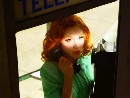 Alex Prager Despair via zeroing
