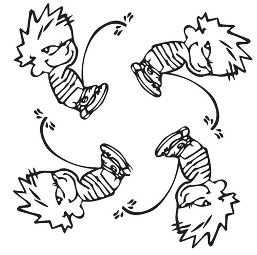 Thinking about getting this sick Calvin & Hobbes tattoo I designed so I can be in the tattoo club with everyone else who has a tattoo. Probably on my back?  PLEASE LET ME KNOW IF YOU THINK THIS IS A BAD IDEA.