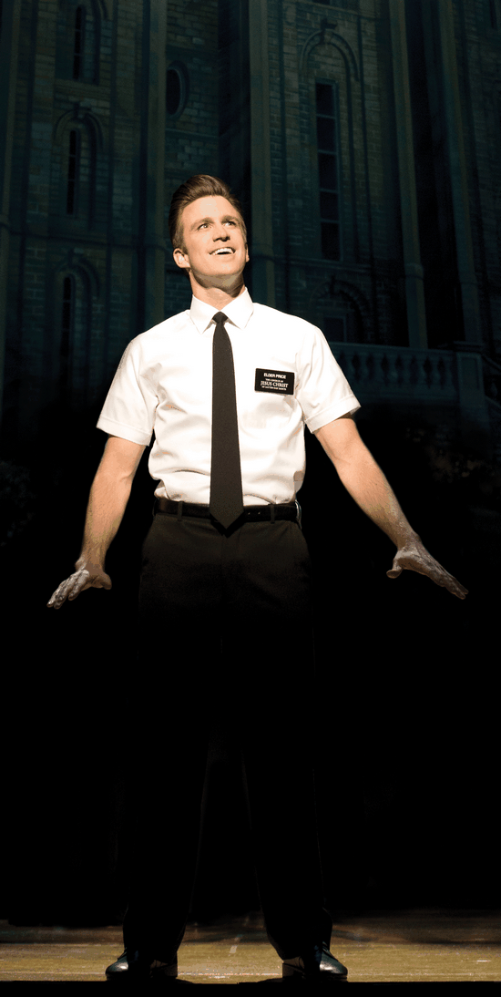 temporary-sanity:   Gavin Creel as Elder Price  OHMYIAMDYING. THIS IS JUST SO PERFECT I DO NOT EVEN HAVE WORDS.