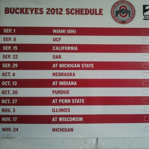 OSU for the win (Taken with Instagram)