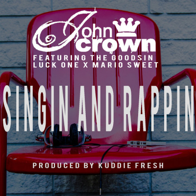 Newest single from John Crown featuring Mario Sweet, The Good Sin & Luck-One, produced by Kuddie Fresh. That's a lot of NW dopeness right there. Get the new song here!