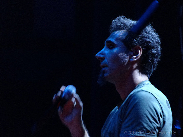 Serj Tankian | System of a Down on Flickr.