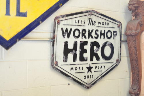 Workshop Hero on Flickr.