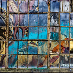 5 Pointz - NYC - Window Colors by Bob Jagendorf on Flickr.