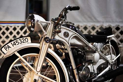 1938 CZ 250 Sport on Flickr.