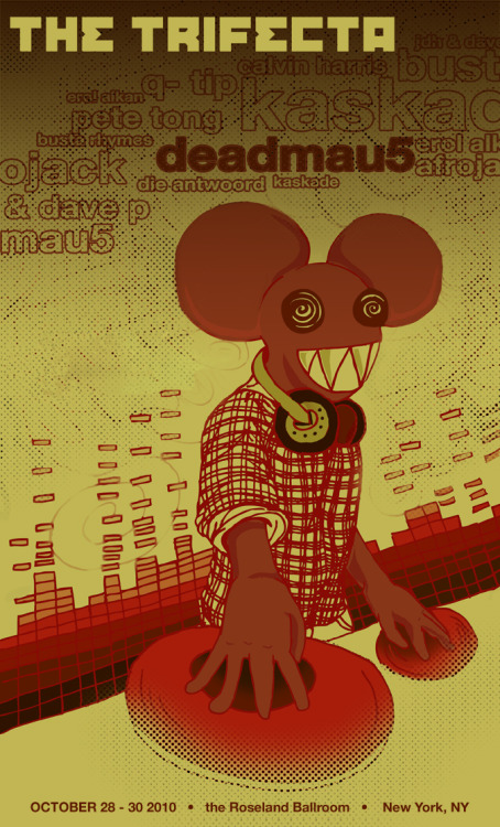 Deadmau5 Trifecta