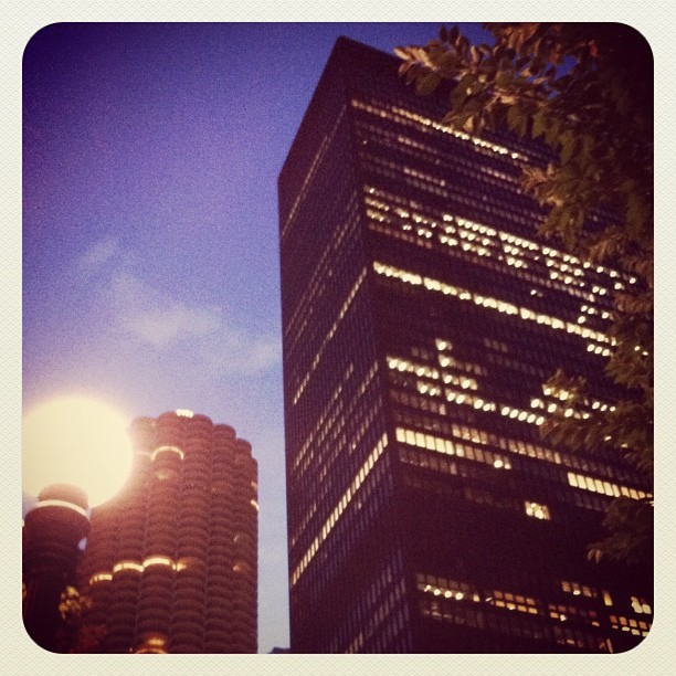 mies + marina (Taken with Instagram)