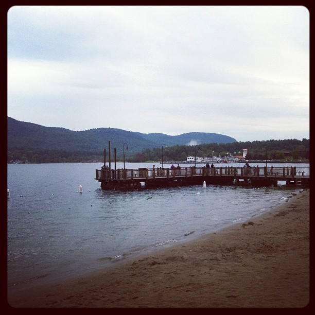 #lakegeorge  (Taken with Instagram)