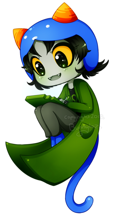 bunnyloz:  My contribution to Nepeta Month. You guys all know i love nepeta too much XD