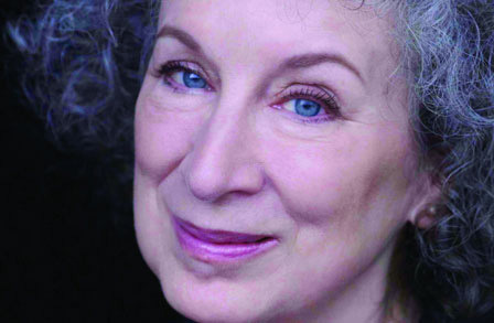 vintageanchor:  Margaret Atwood's 10 Rules for Writing Fiction 1 Take a pencil to write with on aeroplanes. Pens leak. But if the pencil breaks, you can't sharpen it on the plane, because you can't take knives with you. Therefore: take two pencils.2 If both pencils break, you can do a rough sharpening job with a nail file of the metal or glass type.3 Take something to write on. Paper is good. In a pinch, pieces of wood or your arm will do.4 If you're using a computer, always safeguard new text with a memory stick.5 Do back exercises. Pain is distracting.6 Hold the reader's attention. (This is likely to work better if you can hold your own.) But you don't know who the reader is, so it's like shooting fish with a slingshot in the dark. What fascinates A will bore the pants off B.7 You most likely need a thesaurus, a rudimentary grammar book, and a grip on reality. This latter means: there's no free lunch. Writing is work. It's also gambling. You don't get a pension plan. Other people can help you a bit, but ¬essentially you're on your own. Nobody is making you do this: you chose it, so don't whine.8 You can never read your own book with the innocent anticipation that comes with that first delicious page of a new book, because you wrote the thing. You've been backstage. You've seen how the rabbits were smuggled into the hat. Therefore ask a reading friend or two to look at it before you give it to anyone in the publishing business. This friend should not be someone with whom you have a romantic relationship, unless you want to break up.9 Don't sit down in the middle of the woods. If you're lost in the plot or blocked, retrace your steps to where you went wrong. Then take the other road. And/or change the person. Change the tense. Change the opening page.10 Prayer might work. Or reading something else. Or a constant visualization of the holy grail that is the finished, published version of your resplendent book.