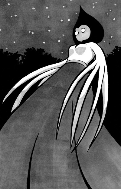 Day 18- the Flatwoods Monster