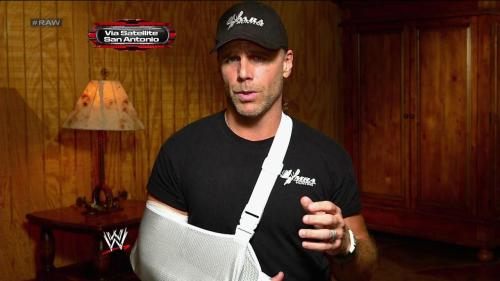 Shawn Michaels says he lied to Triple H, never thought The Game could beat Brock Lesnar at SummerSlam: August 20, 2012 The Heartbreak Kid apologized to Triple H for not telling him the truth when he should have. Michaels added that his DX teammate had nothing to be ashamed of.