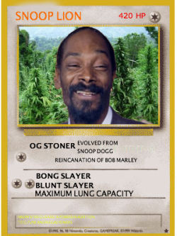 mistermcmxc:  RARE POKEMON STONER CARDS HIGHLY COLLECTIBLE I ONLY MADE TWO  GOTTA CATCH EM ALL!