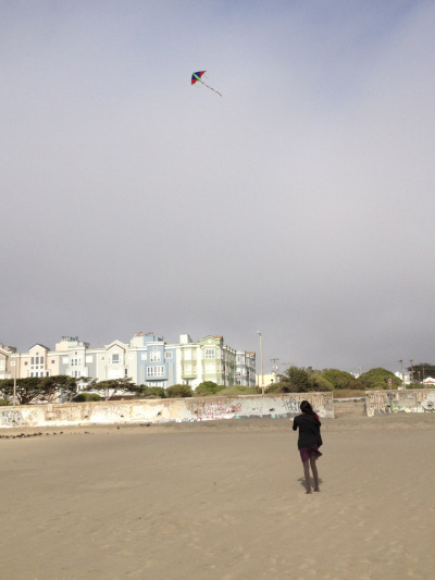 I just turned 23 and finally flew a kite for the first time. My childhood is now complete.