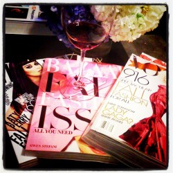 Monday Night #SeptemberIssues #fashion (Taken with Instagram)