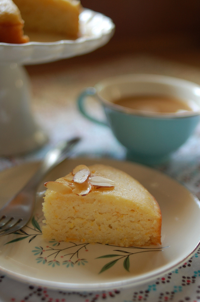 orange rum tea cake (by monika dabrowski)