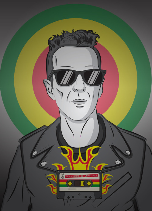 St. Joe Strummer - Full image