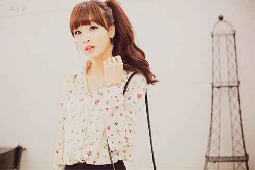 9 pic spam of ulzzang Jihyeun