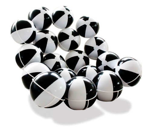 The Beachball Chair - Tim Webber via NOTCOT  and Stilsucht