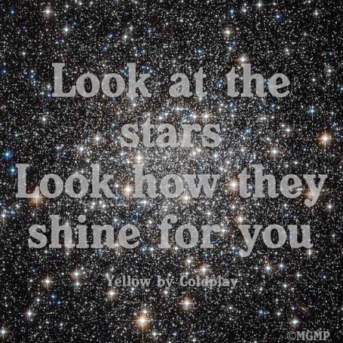 Look at the stars, look how they shine for you. (Yellow by Coldplay) #Yellow #Coldplay #song #music #lyrics #nofilter #stars #shine #shining #nasa #instagood #instadaily #instaph #instamood #igersmanila #igersph #instagram #webstagram #random (Taken with Instagram)