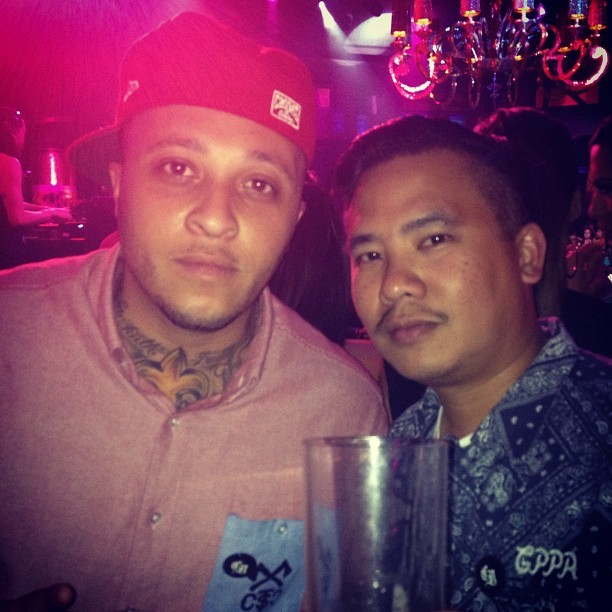 #MagicOGs @chiefcrooks & @gpprco #liveatmagic  (Taken with Instagram)