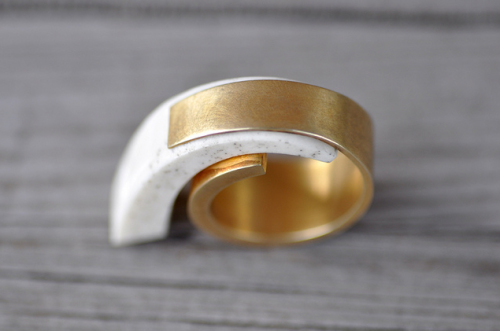 Ring, Designed by Sabine Amtsberg