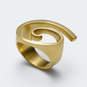 Ring, Designed by Angela Hübel
