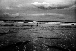 Swimmer, North Steyne, March 2012.