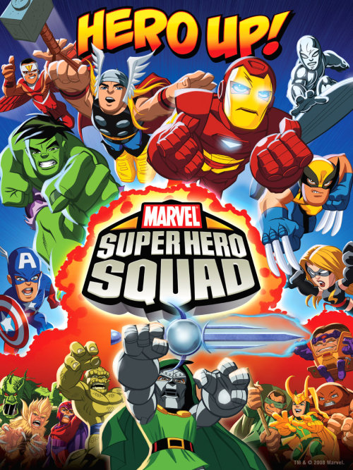 """The Super Hero Squad Show: The Infinity Gauntlet, Vol. 4″ A Mighty Marvel Finale!http://www.nickandmore.com/2012/08/20/the-super-hero-squad-show-the-infinity-gauntlet-vol-3-a-mighty-marvel-finale/"