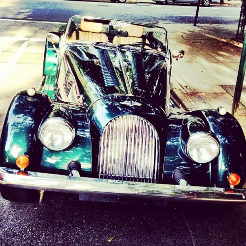 Damn hoopty! #fancy #vintage #greatgatsby (Taken with Instagram at Who's Your Doggy)