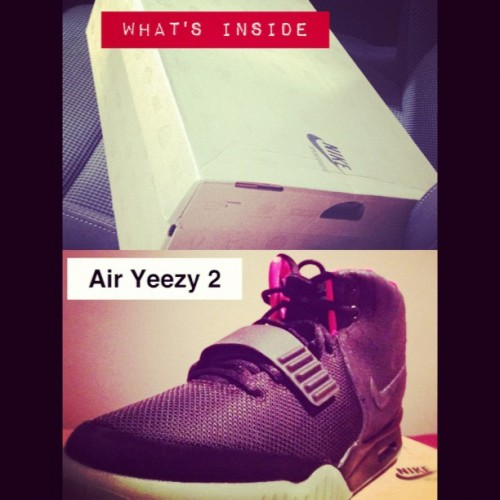 #PicFrame #airyeezy #nike #gameonworld #yeezy2  (Taken with Instagram)