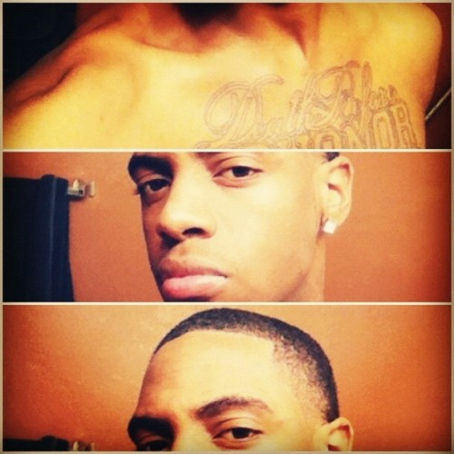 I'm tatted up with a haircut!  #haircut #clean #neat #organized #tattoo #ink #swag #model #steeze (Taken with Instagram)