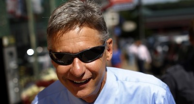 "zoobunny:  theatlantic:  The Case for Letting Gary Johnson Into the Debates  When Gary Johnson was a GOP primary candidate, he watched in frustration as CNN invited an obviously unqualified Herman Cain onto the debate stage, even as it refused appeals from the former two-term New Mexico governor to take part or even to be included in the polls used to determine eligibility.Now that Governor Johnson is the Libertarian Party presidential nominee, he has a similar problem but a different foe. The Commission on Presidential Debates doesn't want to extend him an invitation. In an open letter to the organization, he's trying to persuade them to change their minds. The third of voters who are loyal to neither the Republican Party nor the Democratic Party deserve to have at least some representation during the televised presidential debates, he argues.  Read more. [Image: Reuters]  This sucks. I would really love to see him debate with Romney and Obama. He's way more legitimate than more than half of the Republican primary candidates and they got to ""debate."" For shame.   I want to go to there."