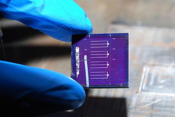 IBM Breaks Efficiency Mark with Novel Solar Material - Technology Review An IBM-led research teams says that a combination of copper, zinc, tin, and selenium (CZTS) could meet current thin-film efficiencies with more abundant materials. IBM says it has made technical progress on a solar technology that researchers hope will yield efficient thin-film solar cells made from abundant materials. IBM photovoltaic scientists Teodor Todorov and David Mitzi on Friday detailed the findings of a paper that showed the highest efficiency to date for solar cells made from a combination of copper, zinc, tin, and selenium (CZTS). Published in Advanced Energy Materials, the technical paper described a CZTS solar cell able to convert 11.1 percent of solar energy to electricity.  That level of efficiency is a significant jump from the 10.1 percent efficiency Mitzi and colleagues showed last year. (See, Efficiency Solar Cells from Cheaper Materials). The paper also argues that CZTS solar cells could achieve efficiencies high enough to make them commercially viable.