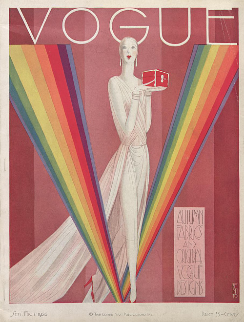 September Issue Covers Vogue, September 1926