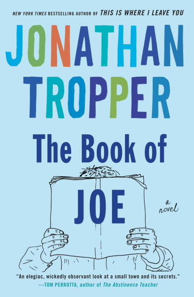 What I've Read: The Book of Joe by Jonathan Tropper